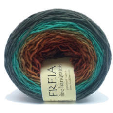 FREIA FREIA SHAWL BALL CANYON