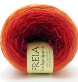 FREIA FREIA SHAWL BALL FLARE