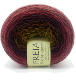 FREIA FREIA SHAWL BALL AUTUMN ROSE