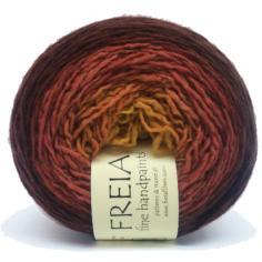 FREIA FREIA SHAWL BALL MAPLE