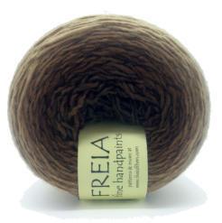 FREIA FREIA SHAWL BALL ESPRESSO