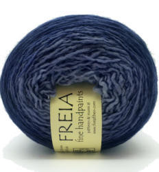 FREIA FREIA SHAWL BALL DENIM