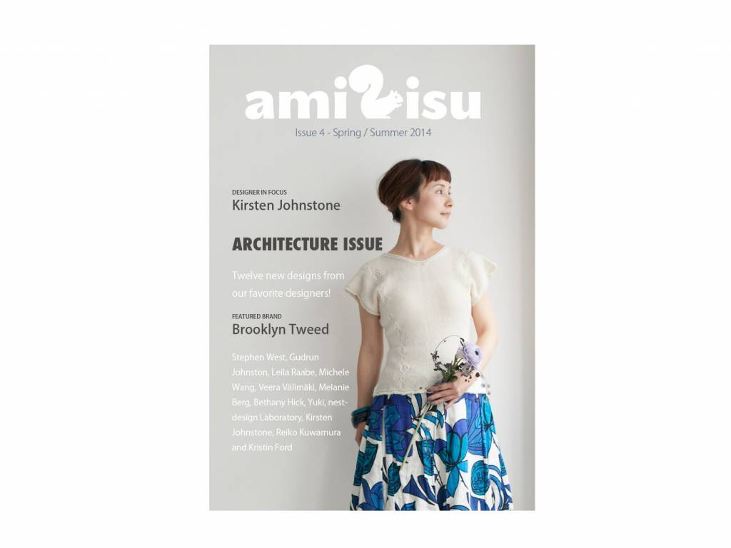 Amirisu AMIRISU ISSUE 4 SPRING/SUMMER 2014