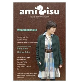 Amirisu Amirisu Issue 5 Fall/Winter 2015