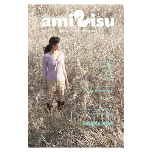 Amirisu Amirisu Issue 6 Winter/Spring 2015