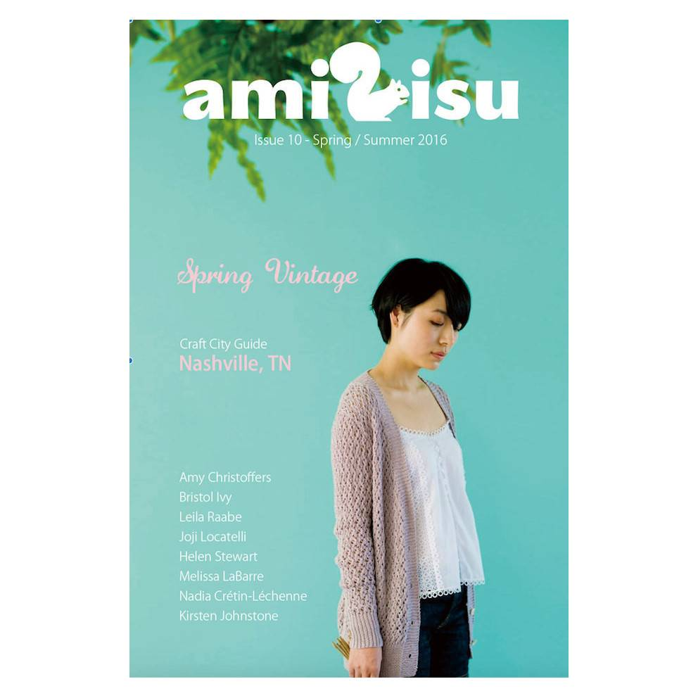 Amirisu AMIRISU ISSUE 10 S/S 16