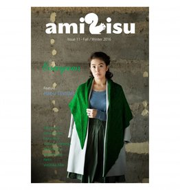 Amirisu AMIRISU ISSUE 11 F/W 16