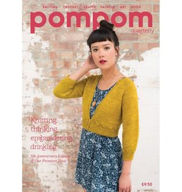 Pom Pom Publishing ISSUE ONE ANNIVERSARY ISSUE