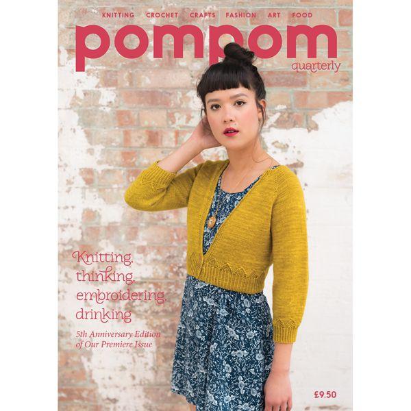 Pom Pom Publishing ISSUE ONE ANNIVERSARY ISSUE