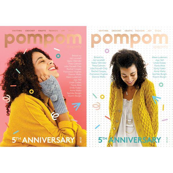 Pom Pom Publishing POMPOM QUARTERLY - SUMMER 2017