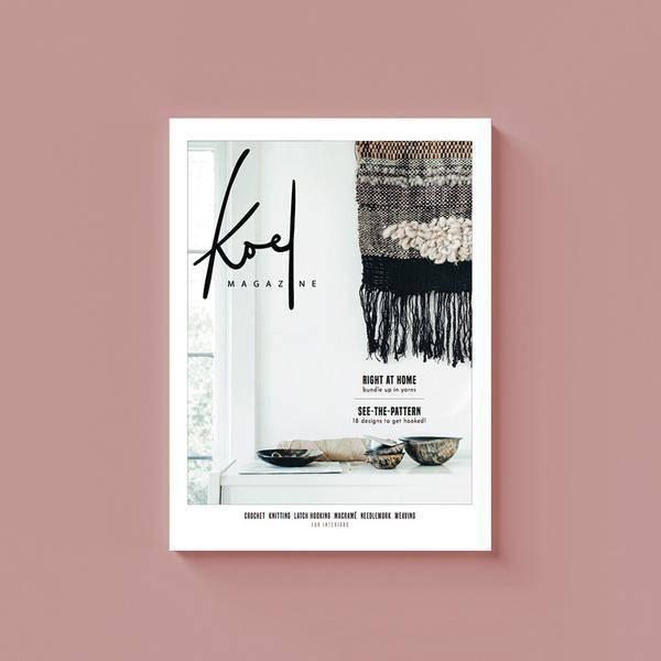 KOEL MAGAZINE KOEL ISSUE 1 QUARTER  4 2016
