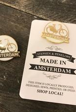 Stephen & Penelope ENAMEL AMSTERDAM PIN