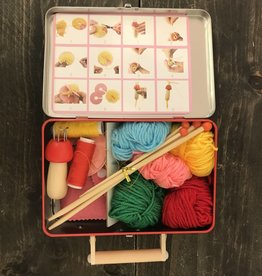 Legler SUITCASE KNITTING KIT