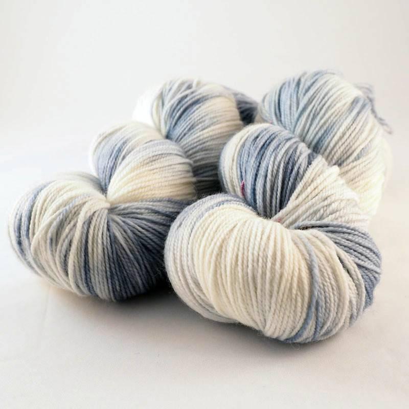 Madelinetosh TWIST LIGHT - WHITE WASH