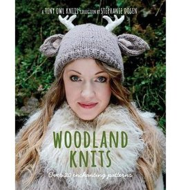 SEARCH PRESS WOODLAND KNITS by STEPHANIE DOSEN