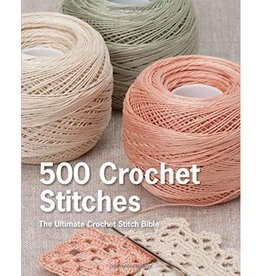 ULTIMATE CROCHET STITCH BIBLE