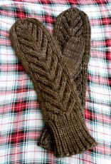Tin Can Knits ANTLER MITTENS by TIN CAN KNITS
