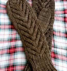 Tin Can Knits TIN CAN KNITS - ANTLER MITTENS