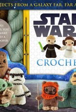 SEARCH PRESS STAR WARS CROCHET PACK by LUCY COLLIN