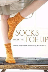 SOCKS FROM THE TOE UP- WENDY JOHNSON