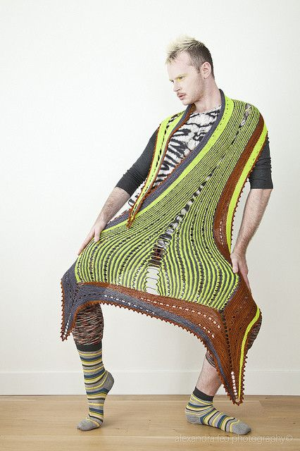 Westknits COLOUR CRAVING by STEPHEN WEST