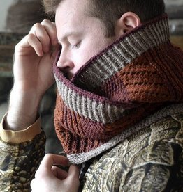 Westknits HOFSOS COWL by STEPHEN WEST