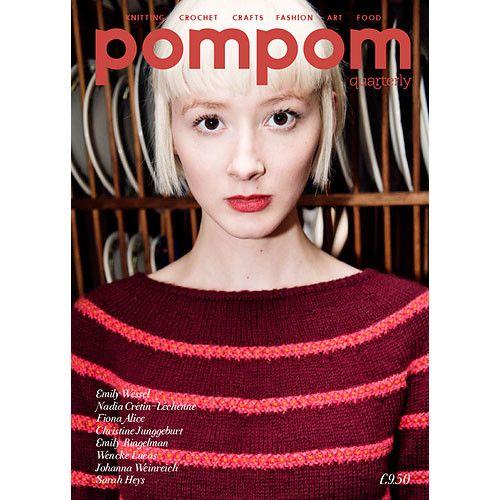 Pom Pom Publishing POMPOM QUARTERLY - AUTUMN 2014