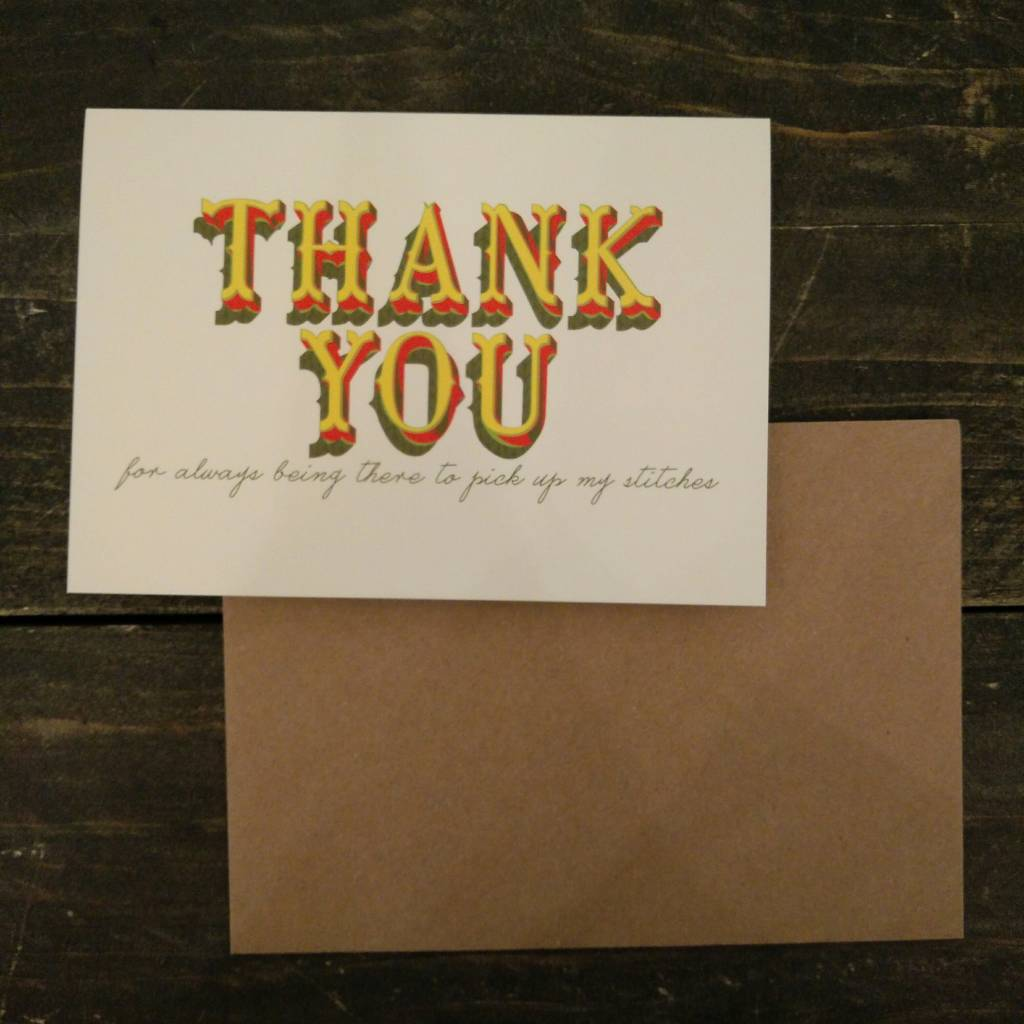 Tilly flop thank you greeting card stephen penelope tilly flop thank you greeting card kristyandbryce Images