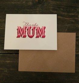Tilly Flop MUM - GREETING CARD