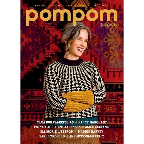 Pom Pom Publishing POMPOM QUARTLERY - AUTUMN 2017