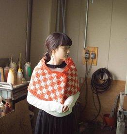 Amirisu YABANE COWL by KEIKO KIKUNO