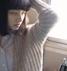 Amirisu SHIRAKABA CARDIGAN by RIE