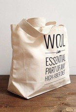 Fringe Supply Co. HIGH FIBER DIET - TOTE BAG