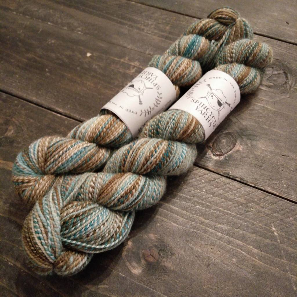 Spincycle DYED IN THE WOOL - ROBIN'S EGG