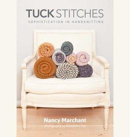 NANCY MARCHANT - TUCK STITCHES