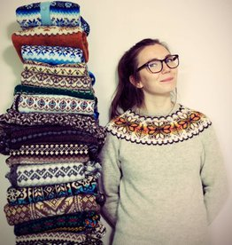 20th JANUARY, ELLA GORDON, VINTAGE SHETLAND KNITWEAR TRUNKSHOW