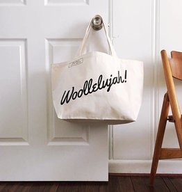 Fringe Supply Co. WOOLLELUJAH - TOTE BAG