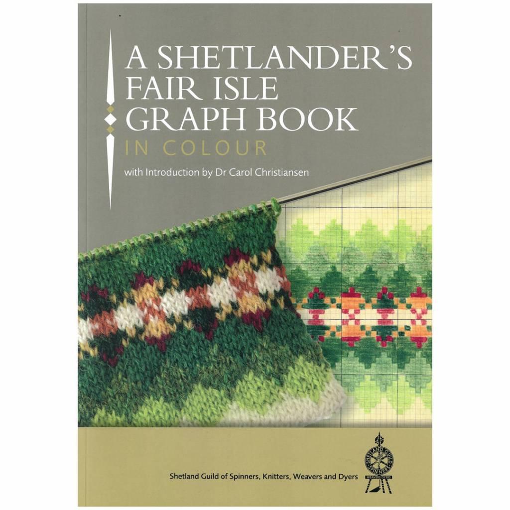 A Shetlander's Fair Isle Graph Book
