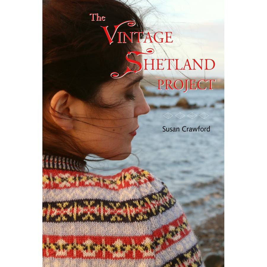 SUSAN CRAWFORD - VINTAGE SHETLAND PROJECT BOOK LAUNCH PARTY