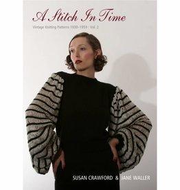Susan Crawford A STITCH IN TIME VOL. 2 by SUSAN CRAWFORD