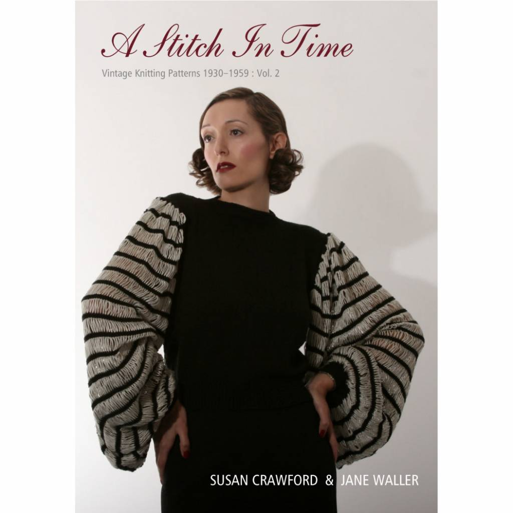 Susan Crawford A STITCH IN TIME VOL. 2 by SUSAN CRAWFORD