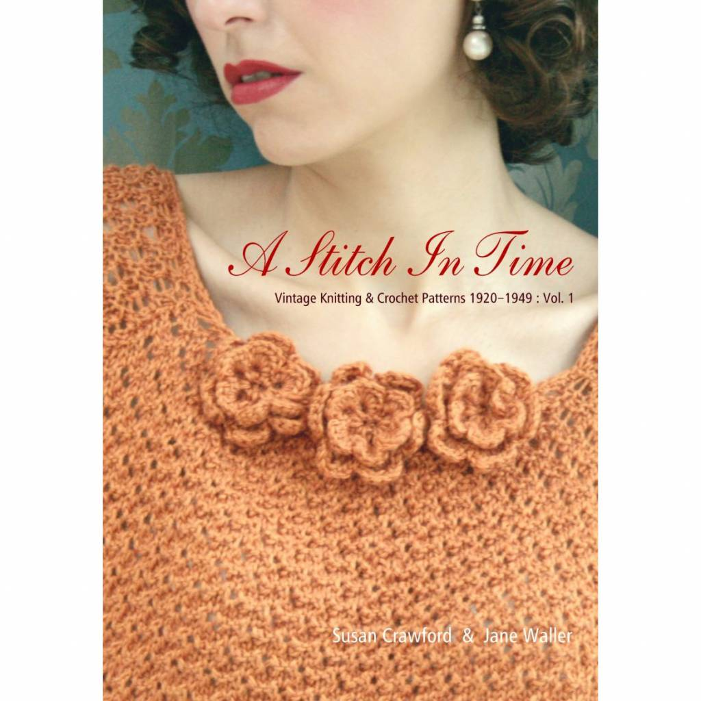 Susan Crawford A STITCH IN TIME VOL. 1 by SUSAN CRAWFORD