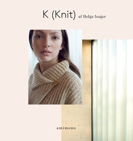 ISAGER K (KNIT) BY HELGA ISAGER