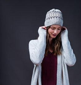 Brooklyn Tweed BROOKLYN TWEED - VOE HAT