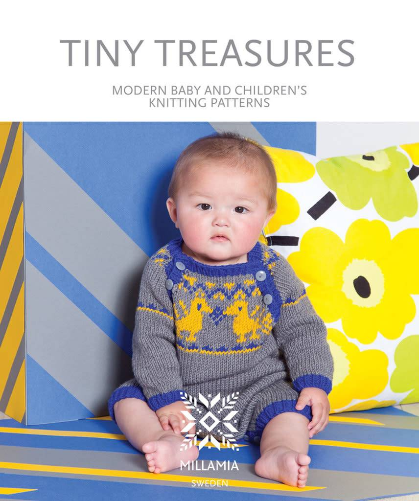 SEARCH PRESS TINY TREASURES by MILLA MIA