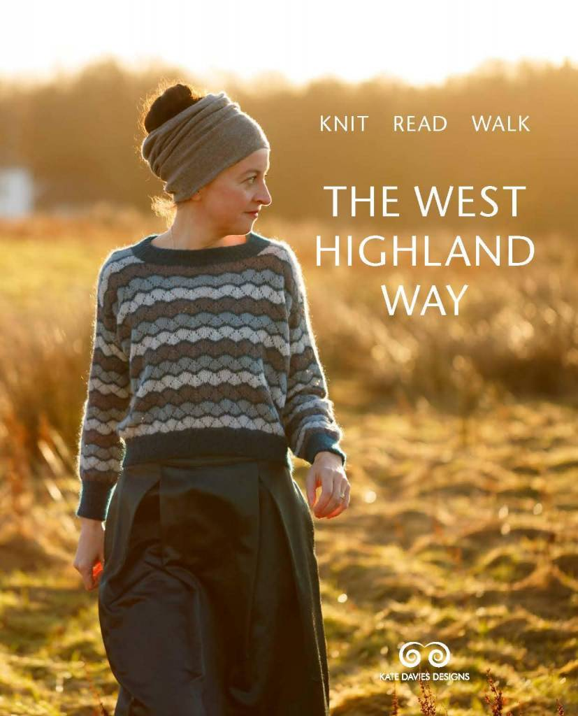 Kate Davies Design THE WEST HIGHLAND WAY by KATE DAVIES