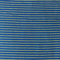Biotricot - Froy & Dind - Stripes Blue-Yellow