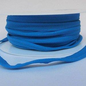Elastische paspel - blauw