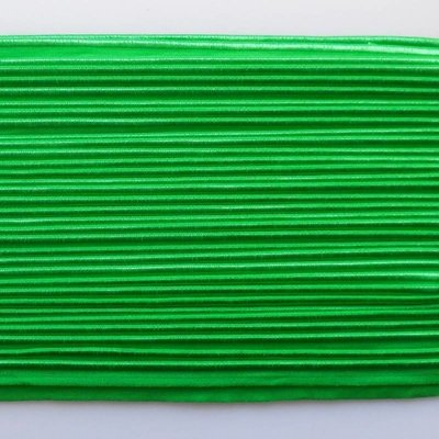 Elastische paspel - groen