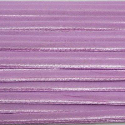 Elastische paspel - licht lila